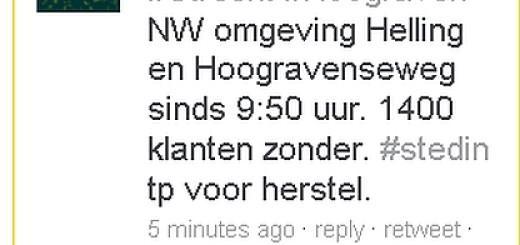 StroomstoringHoograven