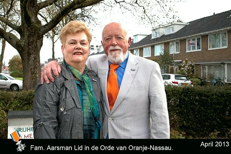 Herman en ega Aarsman