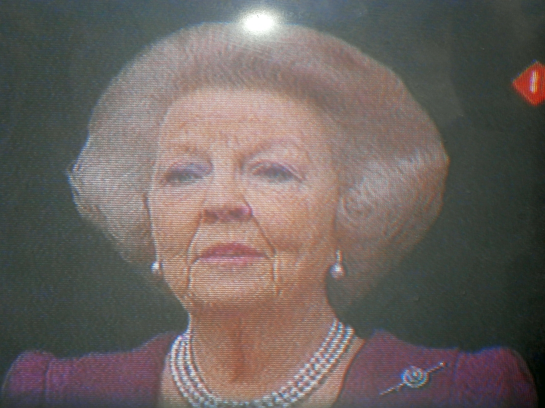 Koningin 30 april 2013