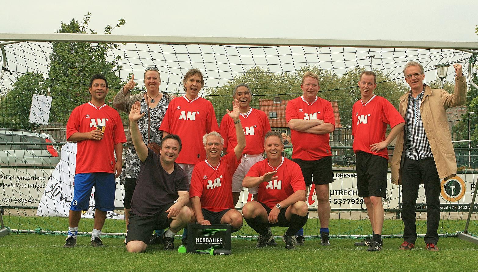 Team Hoograven AM goede doelen