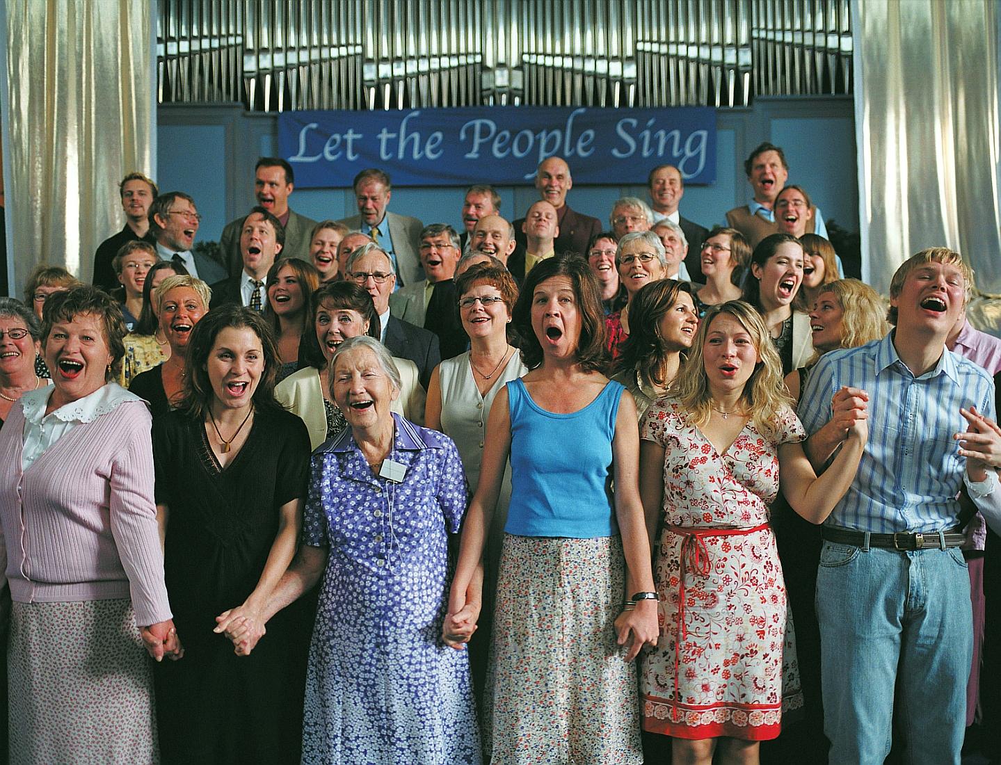 As it is in heaven foto koor