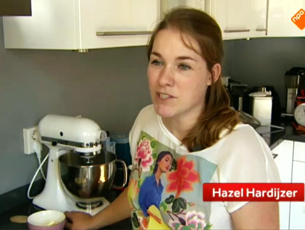 Hazel Hardijzer in NOS op3