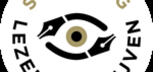 Het logo van Lezen & Schrijven