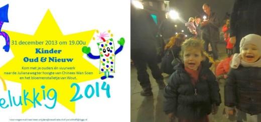 Kinder Oud en Nieuw 2013 pano