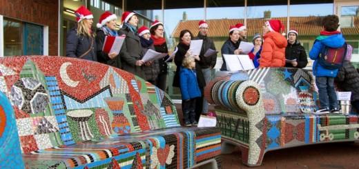 Social Sofas in gebruik genomen dec 2013 Petra Kuik