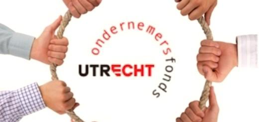 Logo Ondernemersfonds met touw