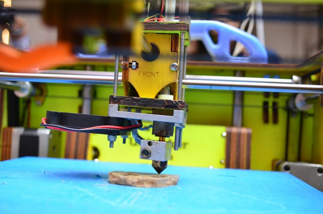 Rotslab 3Dprinter