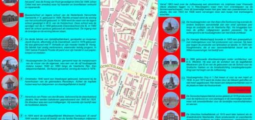 Infobord Westravenstraat HKTH